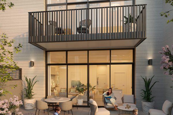 Ellington_Belgravia III_Exterior Visual_Townhouse