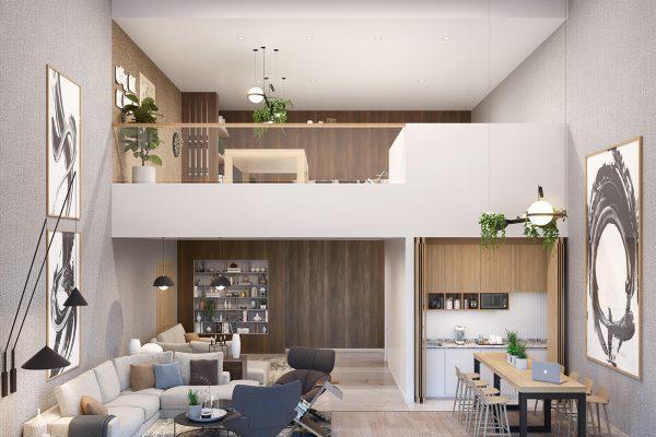 Ellington_Belgravia III_Interior Visual_Clubhouse