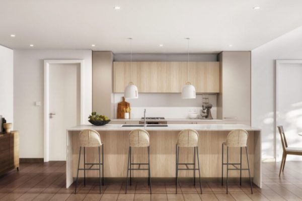 Ellington_The Sloane by BH_Interior Visual_Kitchen
